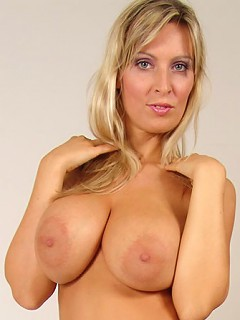 Milly Morris reveals her big melons and super sexy slim body